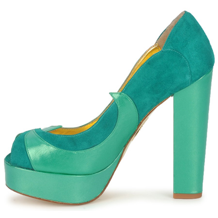 green-suede-shoes