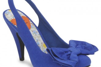 Rocket Dog blue ohno slingbacks