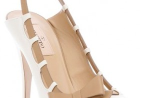 Valentino bow detail pumps