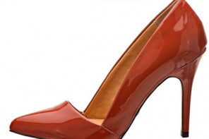 red patent asymmetric pumps