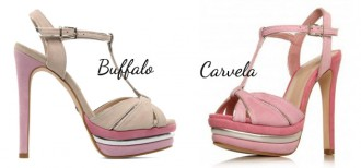 Buffalo shoes