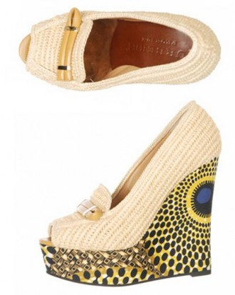 Burberry Prorsum 'Sullivan' shoes