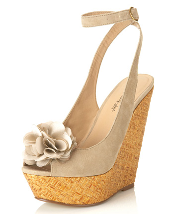 Miss Selfridge Windsor wedges