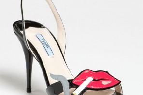 Prada 'Smoking' sandals