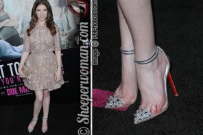 Anna Kendrick Christian Louboutin Just Pick