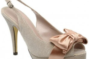 bow front slingbacks