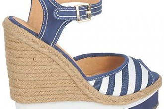Ravel 'Jolly' stripe wedges