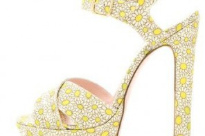 Red Valentino Daisy sandals