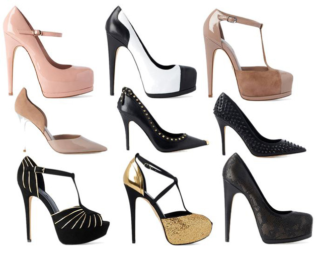 Madonna's shoe collection, Truth or Dare