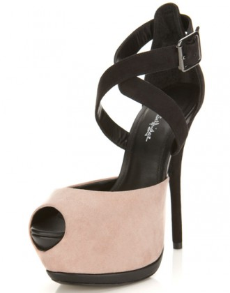 Miss Selfridge 'Hope' sandals