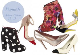 Primark Shoes Winter 2012