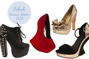 Schuh Autumn Winter 2012-13 collection
