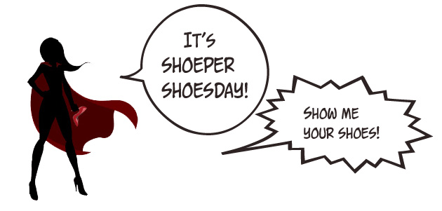Shoeper Shoesday