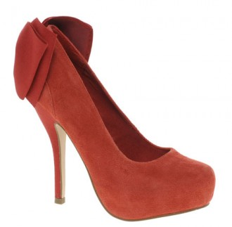 Carvela Jade bow back shoes