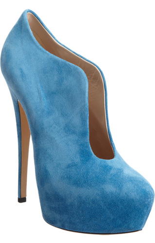 Casadei Queensuede booties