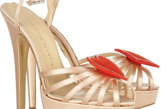Charlotte Olympia Queen of Hearts Shoes