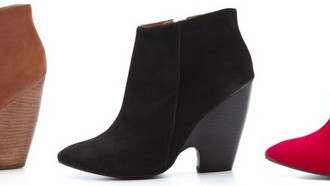 Madison Harding Low Heeled Fran Booties