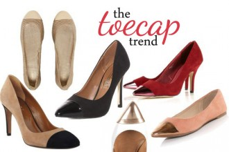 toecap shoes
