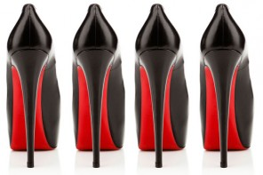 Christian Louboutin red sole