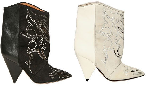 Isabel Marant cowboy boots