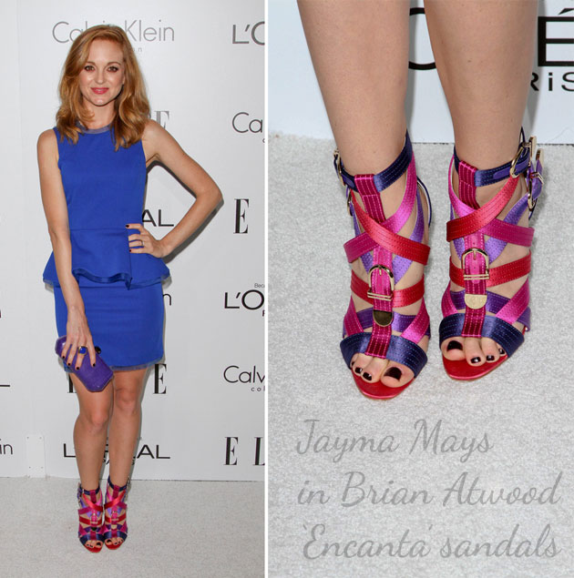 Jayma Mays in Brian Atwood