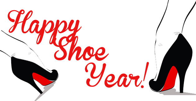 Happy Shoe Year!