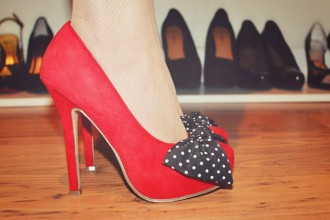 Miss KG Minnie2 pumps