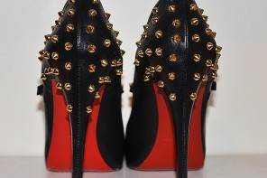 Christian Louboutin Mad Mary studded shoes