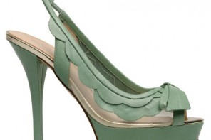 Slingback shoes: Acai by Guess