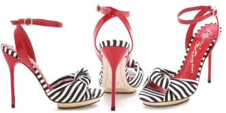 stripe shoes