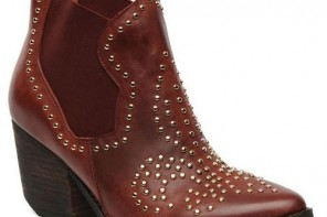 Jeffrey Cambell 'Bourbon' Western ankle boots