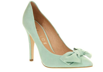mint-bow-shoes
