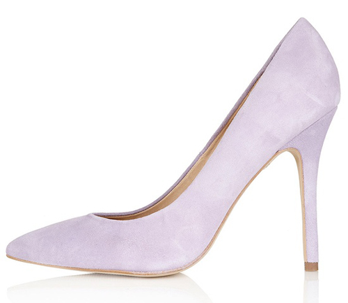 0fb3f74a51a4 Topshop  Gwenda  pumps now available in lilac