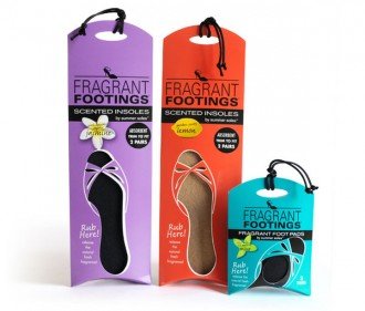 scented insoles for shoes