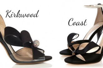 Shoes by Nicholas Kirkwood and Coast