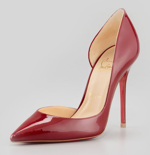 e4f33e5c55a4 Friday Fix  Christian Louboutin Iriza Pointed-Toe d Orsay Pumps