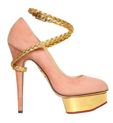 Charlotte Olympia 'Dolly' plaforms