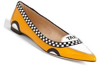 taxi shoes