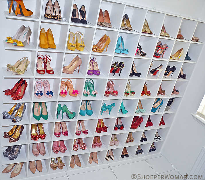 Shoe Shelves | Shoe Storage