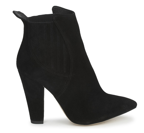 Black ankle boots by SuperTrash