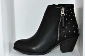 Shoe Review | Blink 'Fennell' black ankle boots