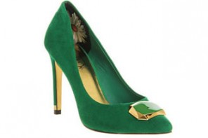 green-ted-baker-shoes