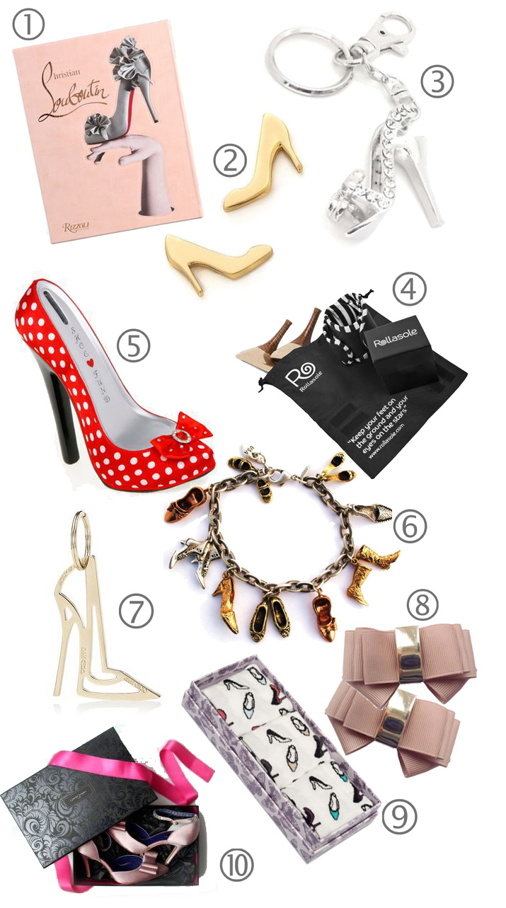 Christmas gifts for Shoe Lovers