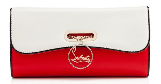 louboutin clutch bag