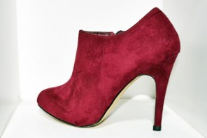 Shoe Review | I Love Shoes burgundy shoe boots