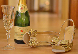 champagne-and-shoes