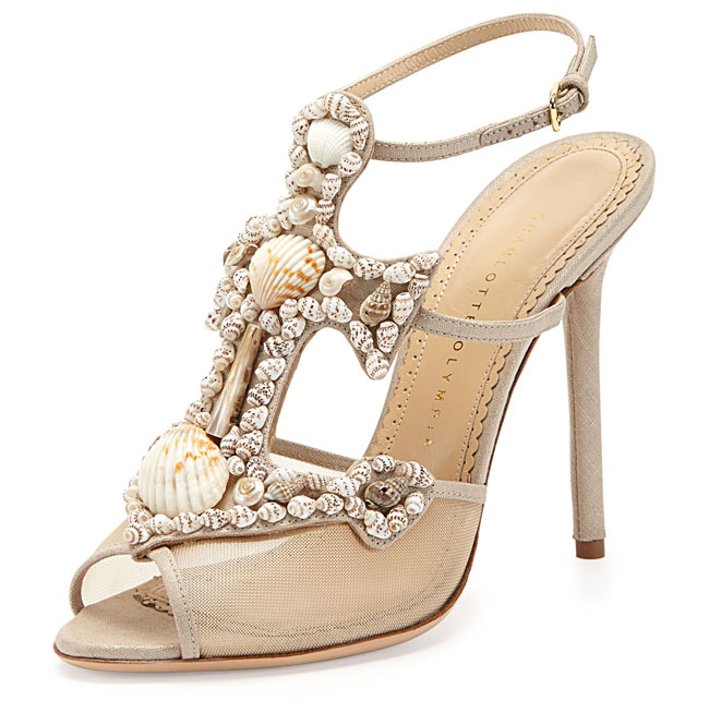 Charlotte Olympia Shore Thing sandals