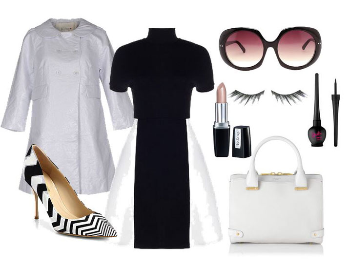 what to wear with zig zag shoes