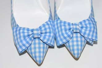 gingham-bow-shoes