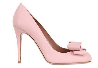 pink-bow-shoes